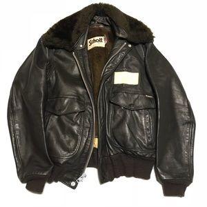86e7f6576 Schott NYC Jackets & Coats | Mens Perfecto Schmitt Nyc Black Biker ...